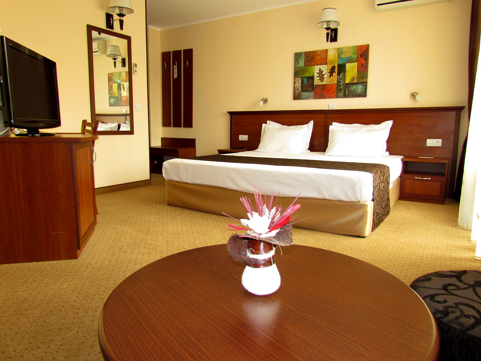 Rooms Favorit in Hotel Favorit Sofia