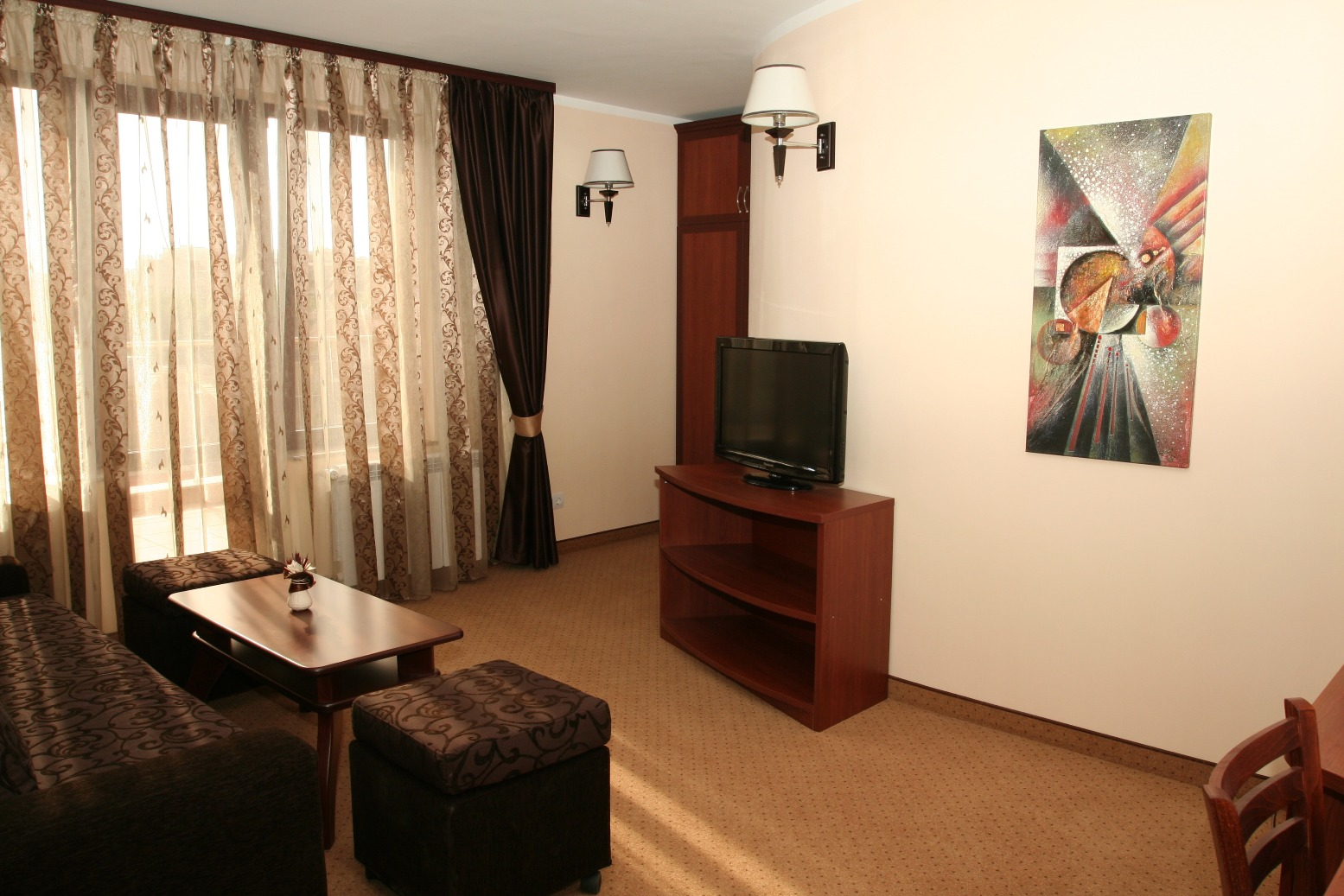 Suite Harmony in Hotel Favorit Sofia
