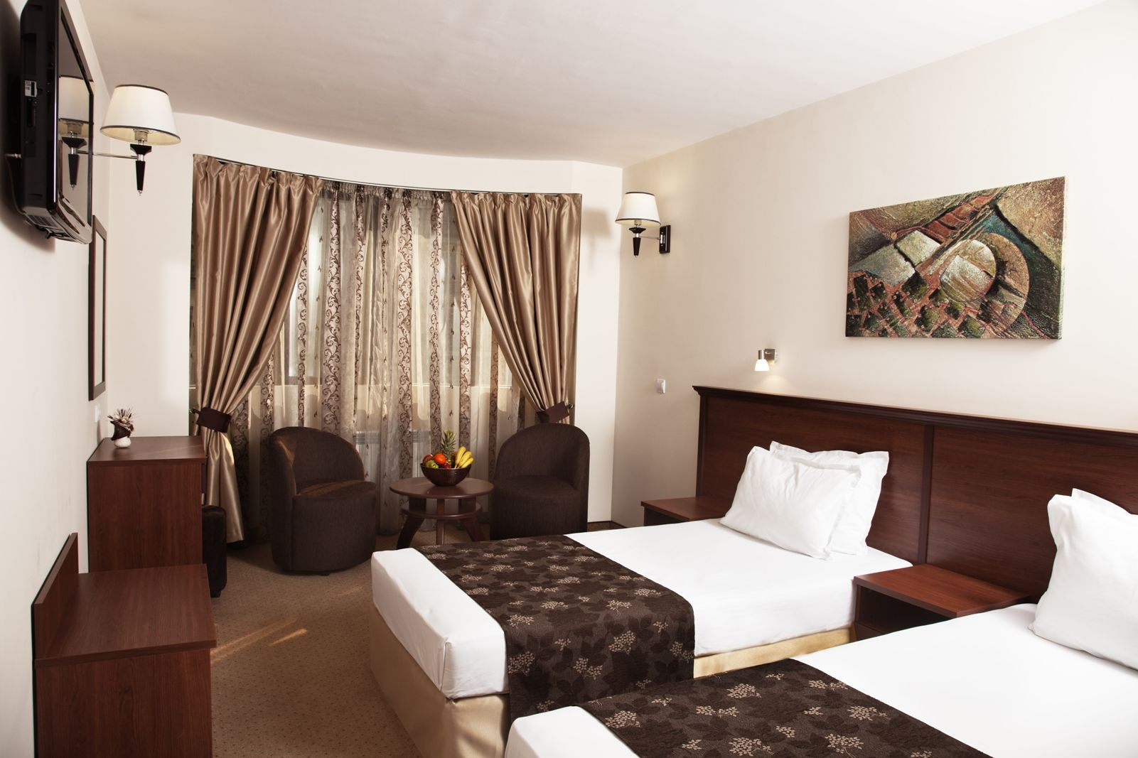 Comfort Suites in Favorit Hotel Sofia